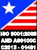 ISO 9001:2008, AS 9100C, 2015-01481